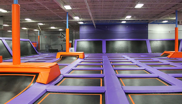 Massachusetts best trampoline park!