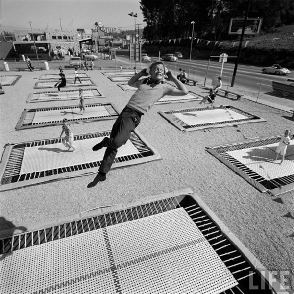 Vintage Trampoline Park